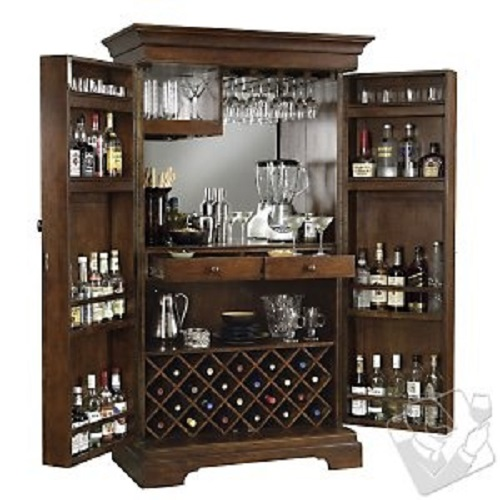 Howard Miller Sonoma Armoire Wine Cabinet Design Connection Inc Kansas City Interior Design Blog