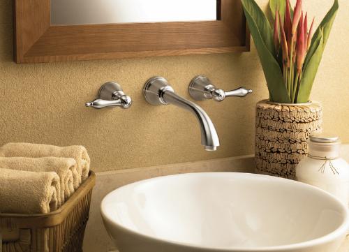 Danze-Fairmont-Two-Handle-Wall-Mount-Faucet-Design-Connection-Inc-Kansas-City-Interior-Design-Blog