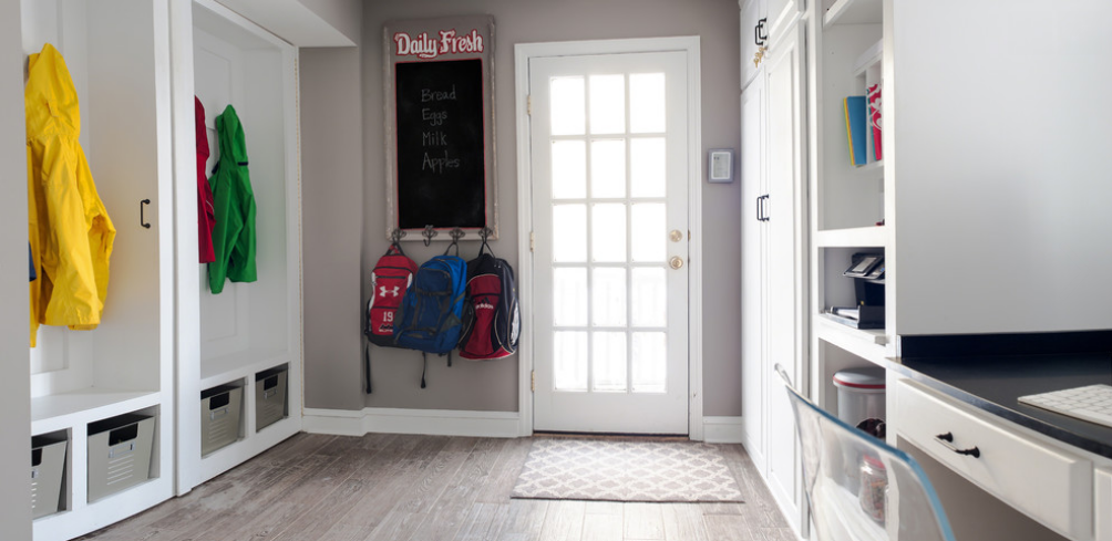 The Dirt Stops Here: Creating Your Ideal Mud Room - Design ...