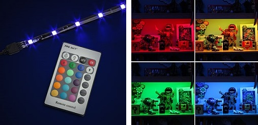 LED Multi Color Lighting Kits Design Connection Inc Kansas City Interoir Design Blog
