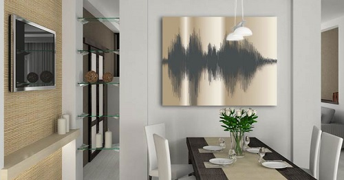 Voice Art Canvas Design Connection Inc Kansas City Interior Design Blog