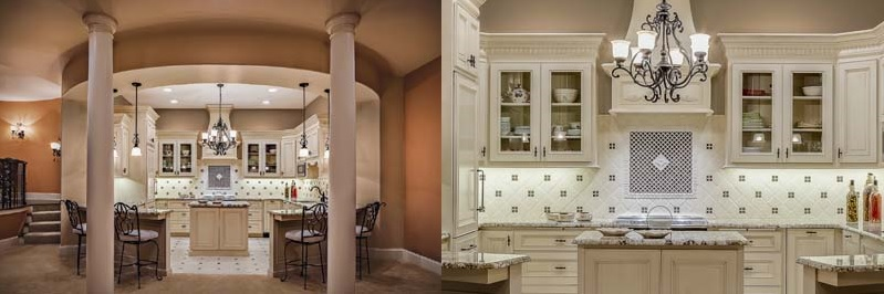 Tuscan Kitchen Basement Lower Level Design Connection Inc Kansas City Interior Designer