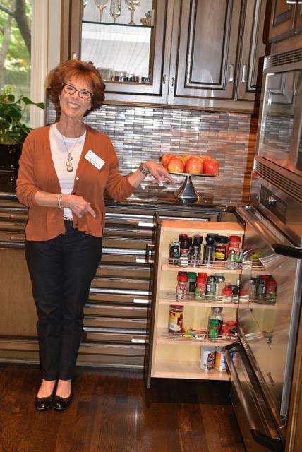 KC NARI Remodeled Homes Tour Arlene Ladegaard Kitchen