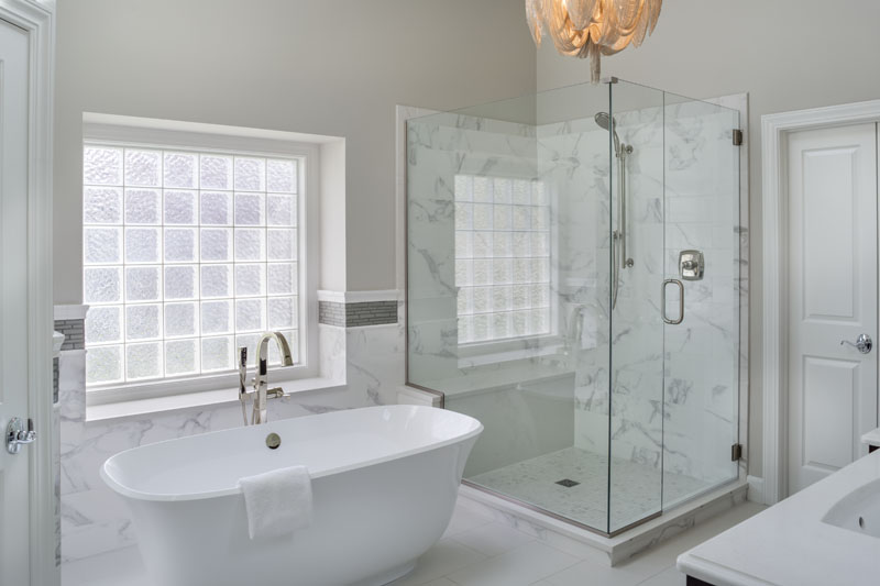 Design Connection Inc Kansa City Interior Design Bathroom 1