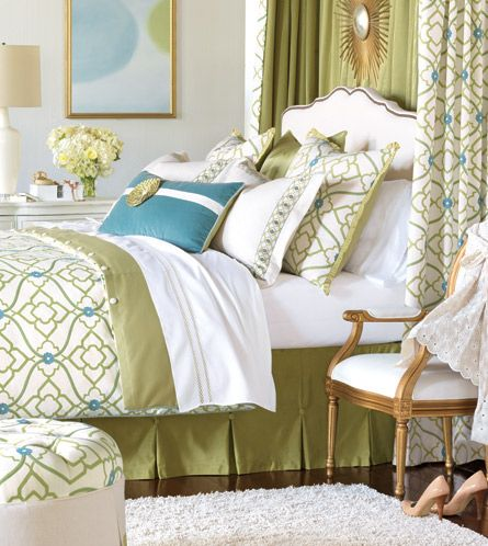 Eastern Accents Bradshaw Bedding at Design Connection Inc Kansas City Interior Design Blog