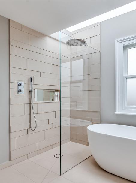 Dimensional Shower Tiles Kansas City Interior Design Blog
