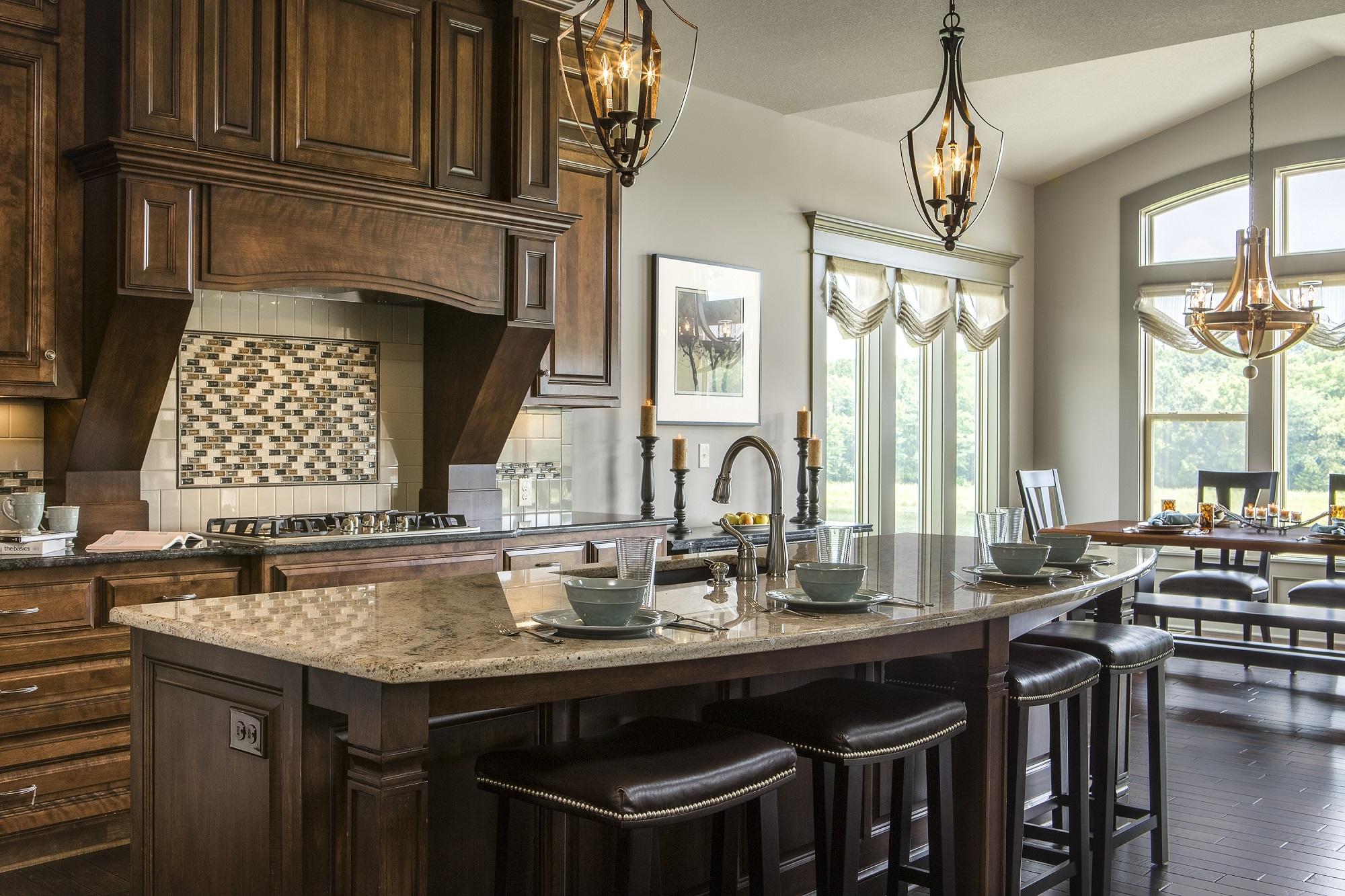 Kitchen 1 Arlene Ladegaard Design Connection Inc Kansas City Interior Designer
