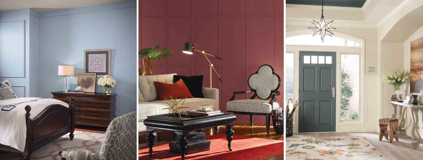 2016 Sherwin Williams Nouveau Narrative Collection Collection