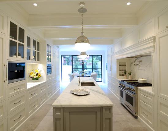 Small Kitchen Wolf Sub Zero Design Connection Inc Kansas City Interior Design Blog