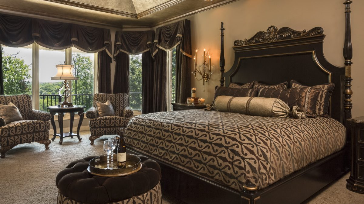 Chocolate Lover\'s Dream-A Delicious Master Bedroom by Design ...