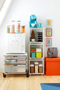College Dorm Room Organization and Decor